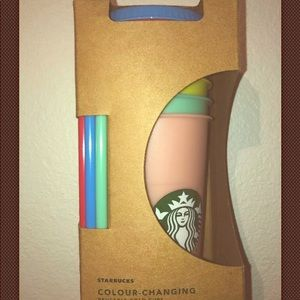 Starbucks®️ Color Changing Cups